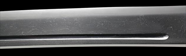 【短刀】備州長船成家 応安五年二月日――倉敷刀剣美術館